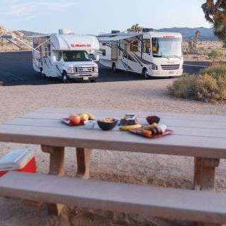 C25 & AF34 at the campground 2